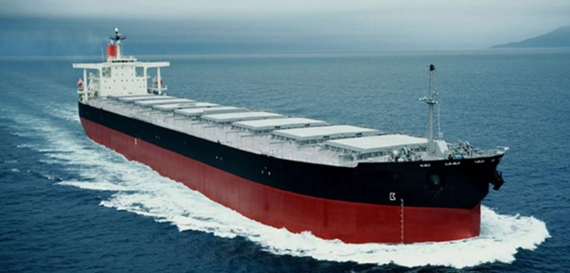 China and India play a key role in dragging the dry bulk freight market upwards